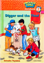 کتاب English Time Storybook 5 Digger and the Thief