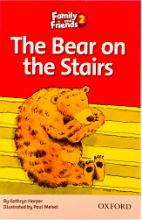 کتاب Family and Friends Readers 2 The Bear on the Stairs