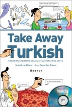 کتاب Take Away Turkish