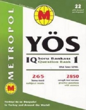 کتاب YÖS IQ soru bankası 1