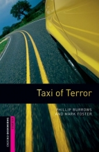 کتاب  Oxford Bookworms Starter Taxi of Terror