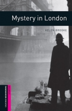 کتاب  Oxford Bookworms Starter Mystery in London