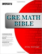 کتاب GRE Math Bible