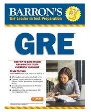 کتاب Barrons GRE 22nd Edition+CD