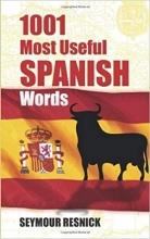 کتاب کتاب 1001Most Useful Spanish Words