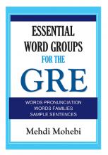 کتاب Essential Word Groups For The GRE