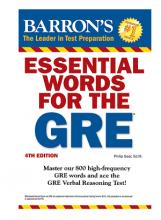 کتاب Essential Words for The GRE 4th