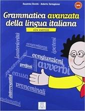 کتاب ایتالیایی GRAMMATICA AVANZATA DELLA LINGUA ITALIANA