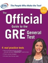 کتاب The Official Guide to the GRE General Test 3rd
