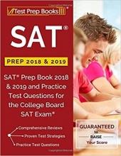 کتاب SAT Prep 2018 & 2019
