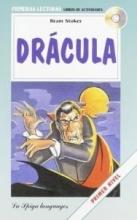 کتاب داستان اسپانیاییDracula + CD