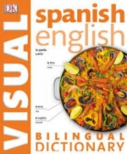 کتاب Bilingual visual dictionary spanish - english
