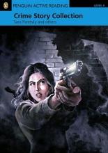 کتاب داستان انگلیسی مجموعه داستان های جنایی Penguin Active Reading Level 4: Crime Story Collection