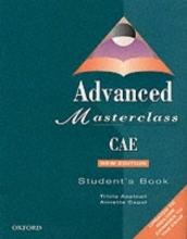 کتاب (Advanced Masterclass CAE (S.B + W.B