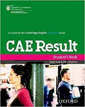 کتاب CAE Result SB+WB+CD