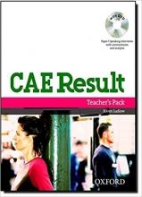 کتاب  CAE Result: Teacher's Book