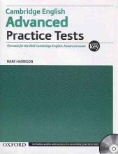 کتاب Cambridge English Advanced Practice Tests+CD