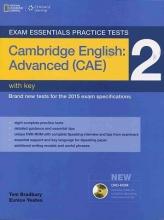 کتاب Exam Essentials Practice Tests AdvancedCAE 2