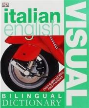 کتاب   Bilingual visual dictionary italian - english