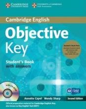 کتاب ابجکتیو کی ویرایش دوم  (Objective Key 2nd (SB+WB+for schools+CD