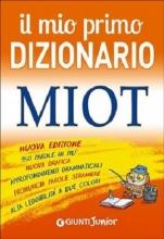 کتاب  Il mio primo dizionario MIOT