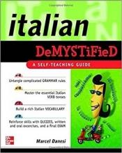 کتاب  Italian Demystified