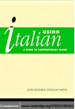 کتاب  Using Italian A guide to contemporary usage