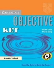 کتاب  Objective KET Student's Book + CD