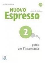 کتاب  Nuovo Espresso 2 - Guida per l'insegnante