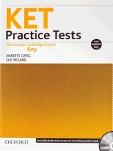 کتاب KET Practice Tests+CD