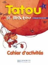 کتاب Tatou le matou 1 + Cahier + CD