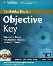 کتاب معلم ابجکتیو کی Objective Key Teacher's Book