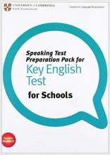 کتاب  کتاب زبان Speaking Test Preparation Pack for Key English test for Schools