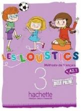 کتابLes Loustics 3  Cahier