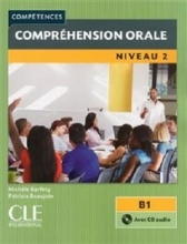 کتاب Comprehension orale 2 - Niveau B1