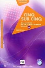 کتاب CINQ SUR CINQ, NIVEAU B2
