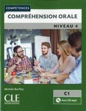 کتاب Comprehension orale 4 - Niveau C1