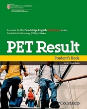 کتاب پت ریزالت PET Result Student's Book + Work Book