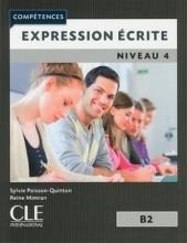 کتاب Expression ecrite 4 - Niveau B2