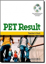 کتاب PET Result:Teacher's Pack