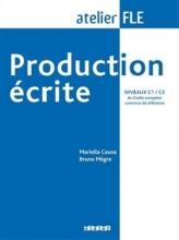 کتاب  Production ecrite c1-c2