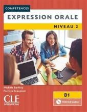 کتاب Expression orale 2 - Niveau B1
