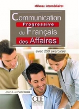 کتاب Communication progressive du français des affaires
