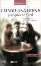 کتاب Conversations Pratiques de l'oral