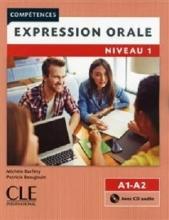 کتاب Expression orale 1 - Niveaux A1/A2