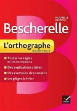 کتاب Bescherelle L'orthographe pour tous