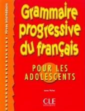 کتاب Grammaire progressive - adolescents - intermediaire