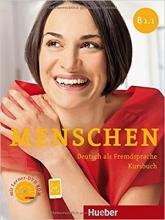 خرید کتاب منشن Menschen B1.1 kursbuch und Arbeitsbuch mit CD