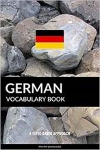 کتاب German Vocabulary Book A Topic Based Approach