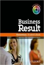کتاب آموزشی بیزینس ریزالت المنتری Business Result Elementary Student's Book